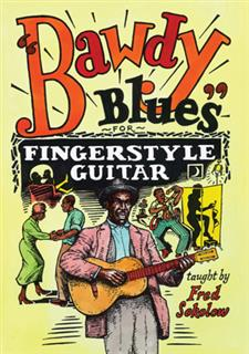 Bawdy Blues for Fingerstyle Guitar