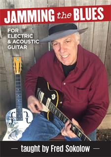 Jamming the Blues for Electric & Acoustic Guitar