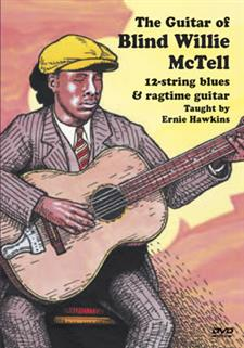 Guitar of Blind Willie McTell DVD