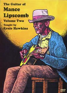 The Guitar of Mance Lipscomb, Volume Two