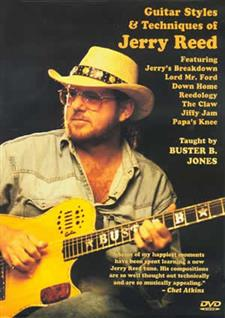 Guitar Styles & Techniques of Jerry Reed