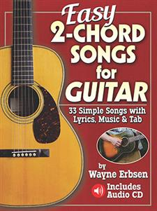 Easy 2-Chord Songs for Guitar