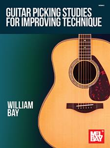 Guitar Picking Studies for Improving Technique