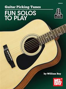 Guitar Picking Tunes - Fun Solos to Play