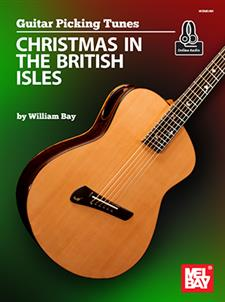 Guitar Picking Tunes - Christmas in the British Isles