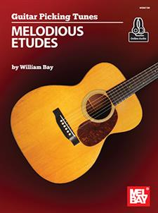 Guitar Picking Tunes - Melodious Etudes