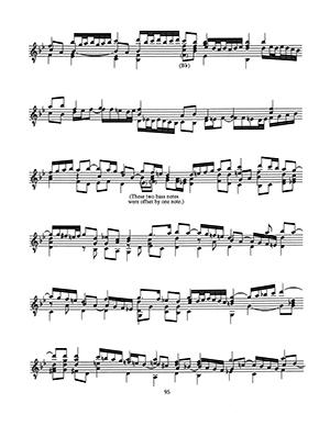 mel bay complete sor studies for guitar pdf