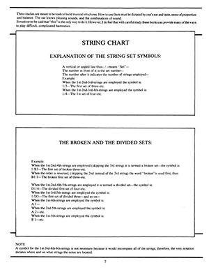 George van eps harmonic mechanisms for guitar