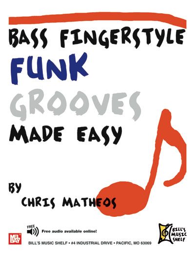 how to play funk bass guitar