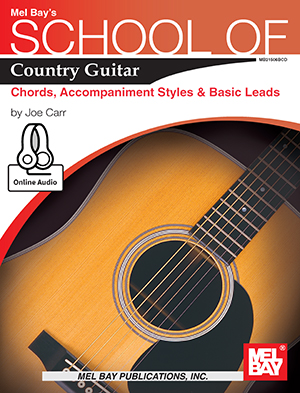 School of Country Guitar: Chords, Accompaniment Styles ...