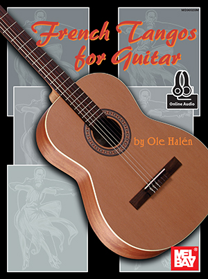 French Tangos for Guitar eBook+Online Audio - Mel Bay ...