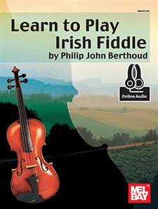 Learn Celtic Fiddle - Gillian Boucher