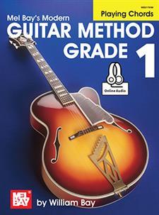 Modern Guitar Method Grade 1, Playing Chords eBook+Online ...