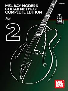 Mel Bay Modern Guitar Method Complete Edition, Part 2 Book ...