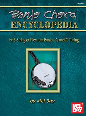 Banjo Chord Encyclopedia by Mel Bay